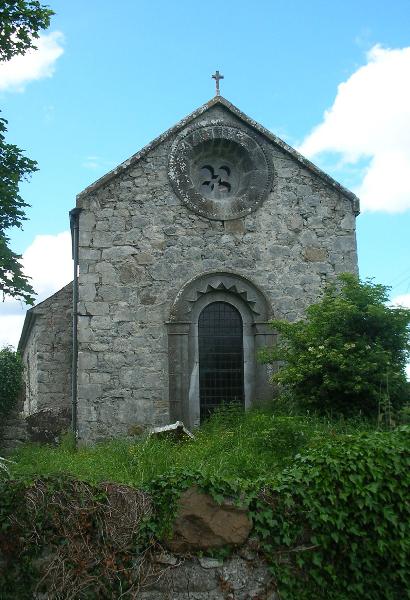 Rahan Church circa 1100
